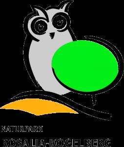 Logo Naturpark Rosalia-Kogelberg