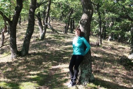 Waldbaden im Naturpark_Bianca Forstikkl