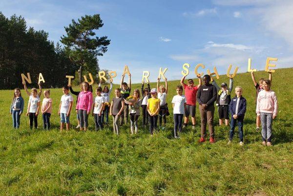 Naturparkschulen & -kindergärten