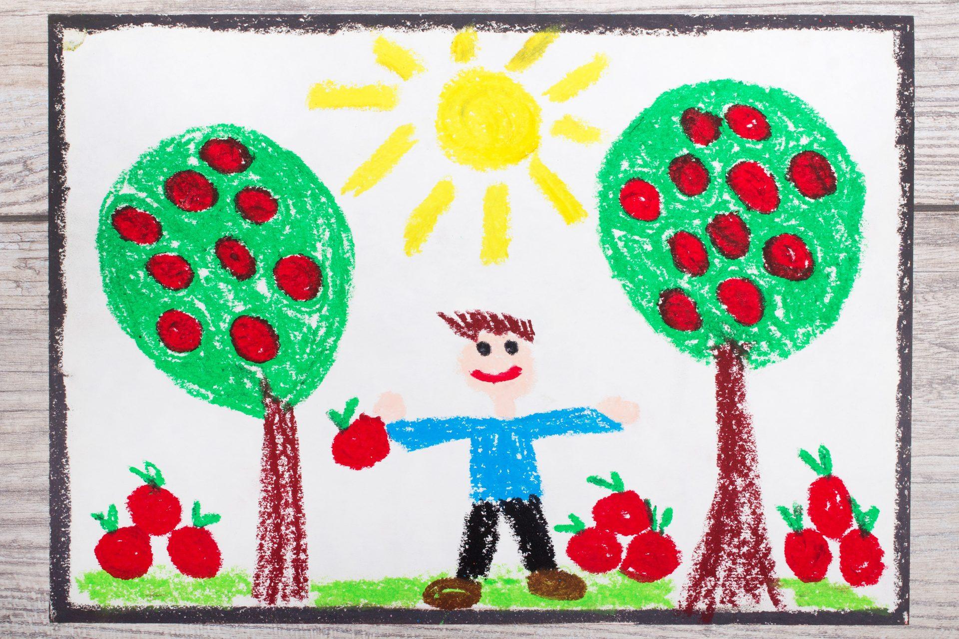 1. Europaweiter Tag der Streuobstwiesen am 30. April 2021 – Malwettbewerb für Kinder!