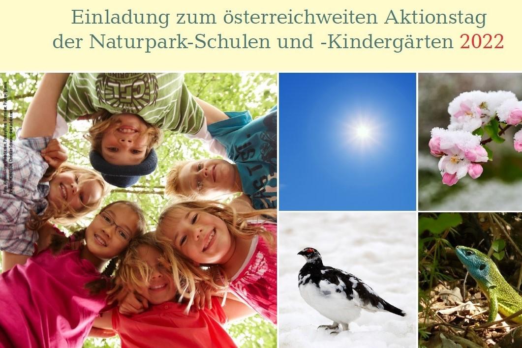 Landschaften voller Klimafüchse – Einladung zum Aktionstag der Naturparkschulen und -Kindergärten 2022